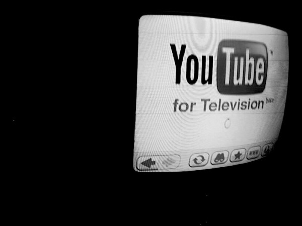 Youtube for Television