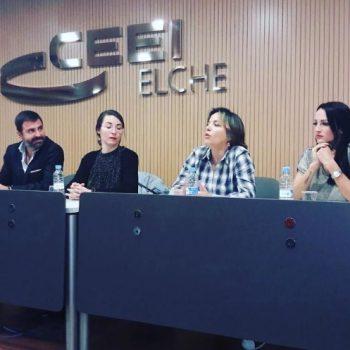 Éxito de convocatoria para la segunda edición de #InfluencersCEEI en Alicante