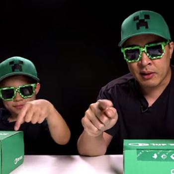 Cómo hacerte millonario en Youtube hablando de juguetes con tu hijo de 9 años