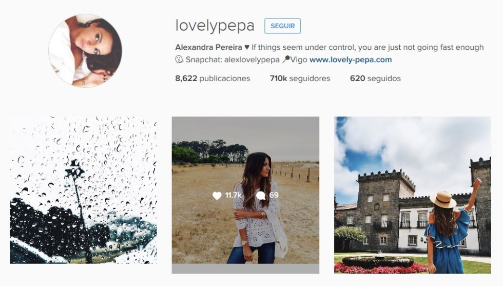 Lovely Pepa Instagram
